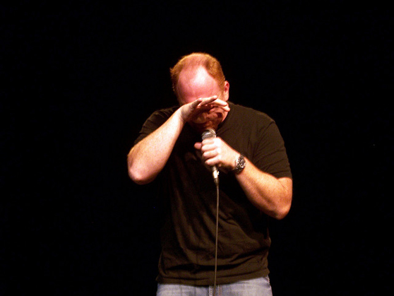 Louis CK by http://www.flickr.com/photos/rayan_jeroen/2767563467/in/photostream/