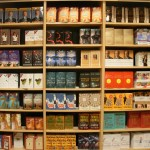 Airport bookstore