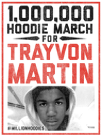 1,000,000 Hoodie March Poster