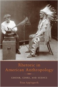 Rhetoric in American Anthropology