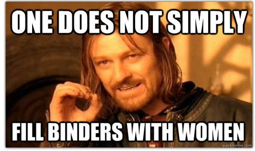"""Image of """"Binders"""" meme"""