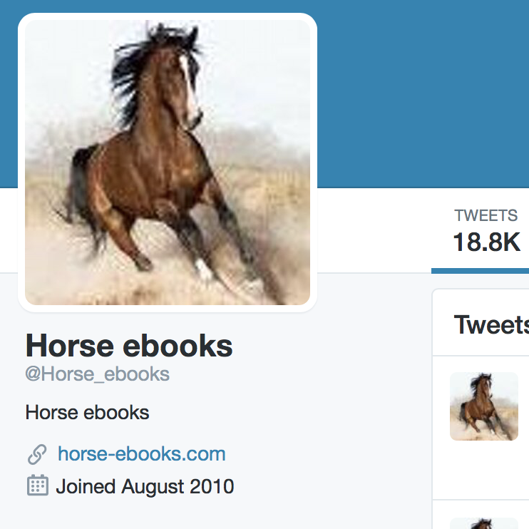 https://twitter.com/horse_ebooks?lang=en