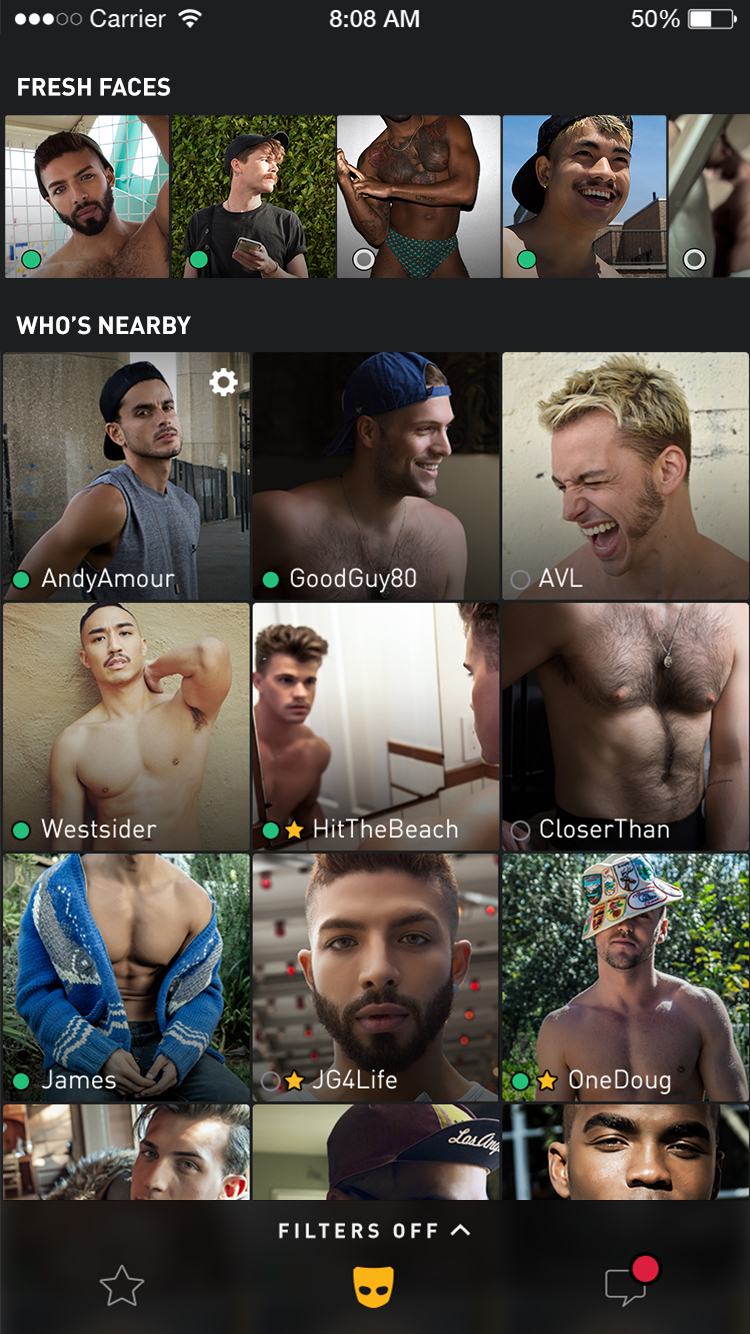 Aplicacion grindr heterosexual marriage