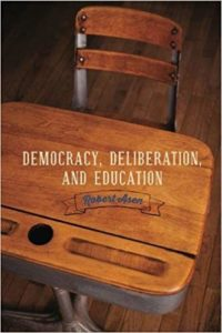 Asen's Democracy, Deliberation, and Education