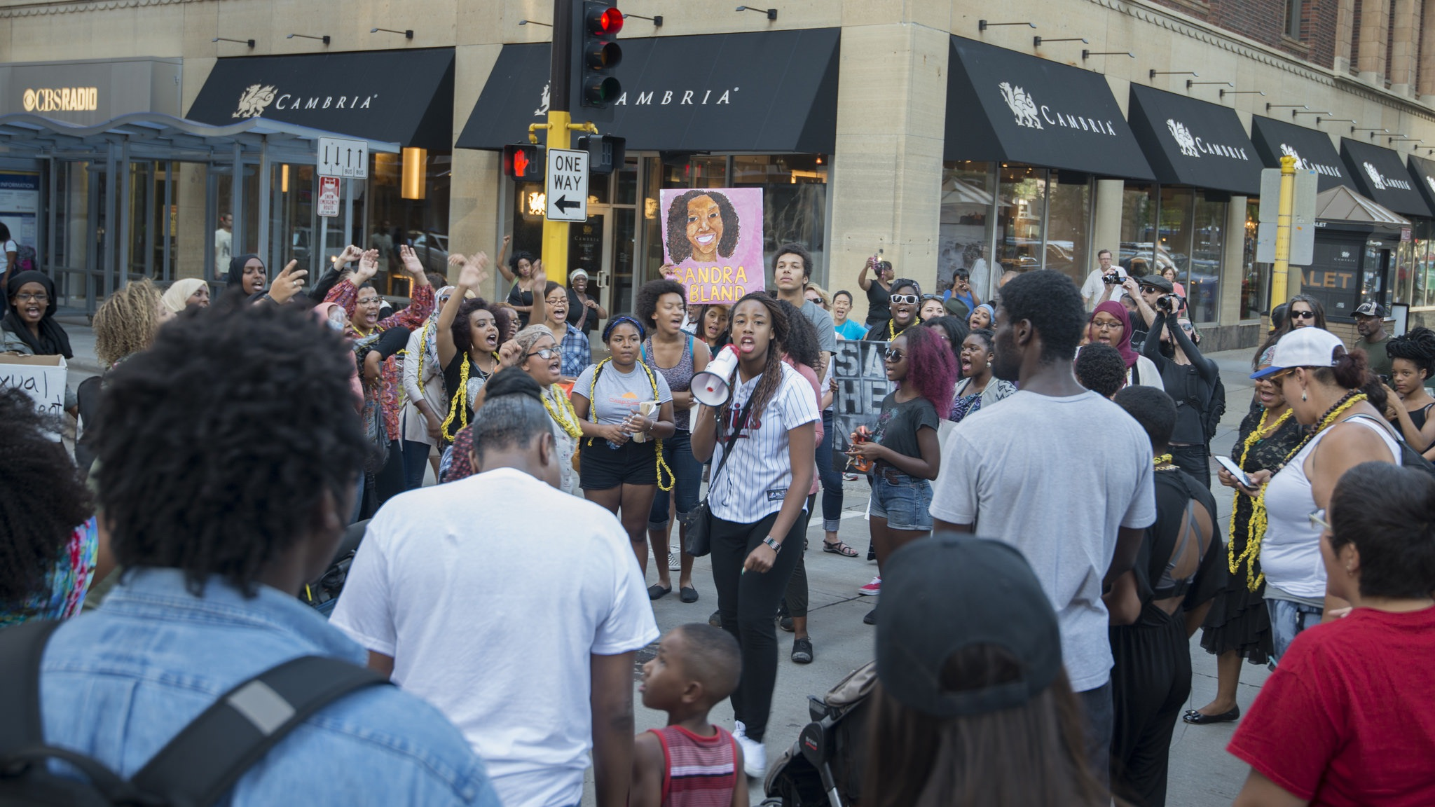 March to honor Sandra Bland and protest deaths of black women in police custody