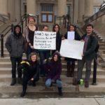 Anti-GMO protest